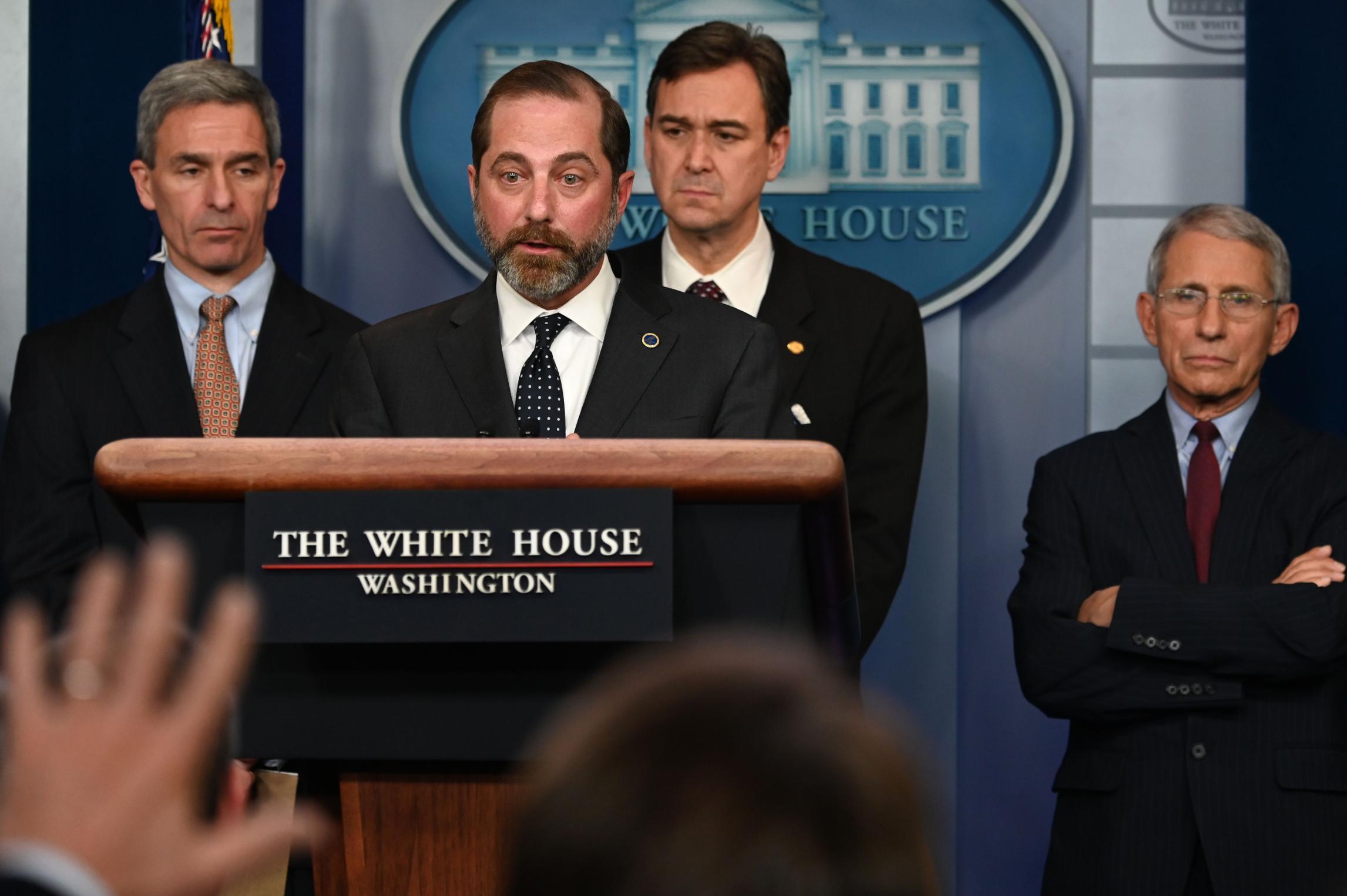 HHS whistleblower claims US workers received coronavirus evacuees without proper precautions