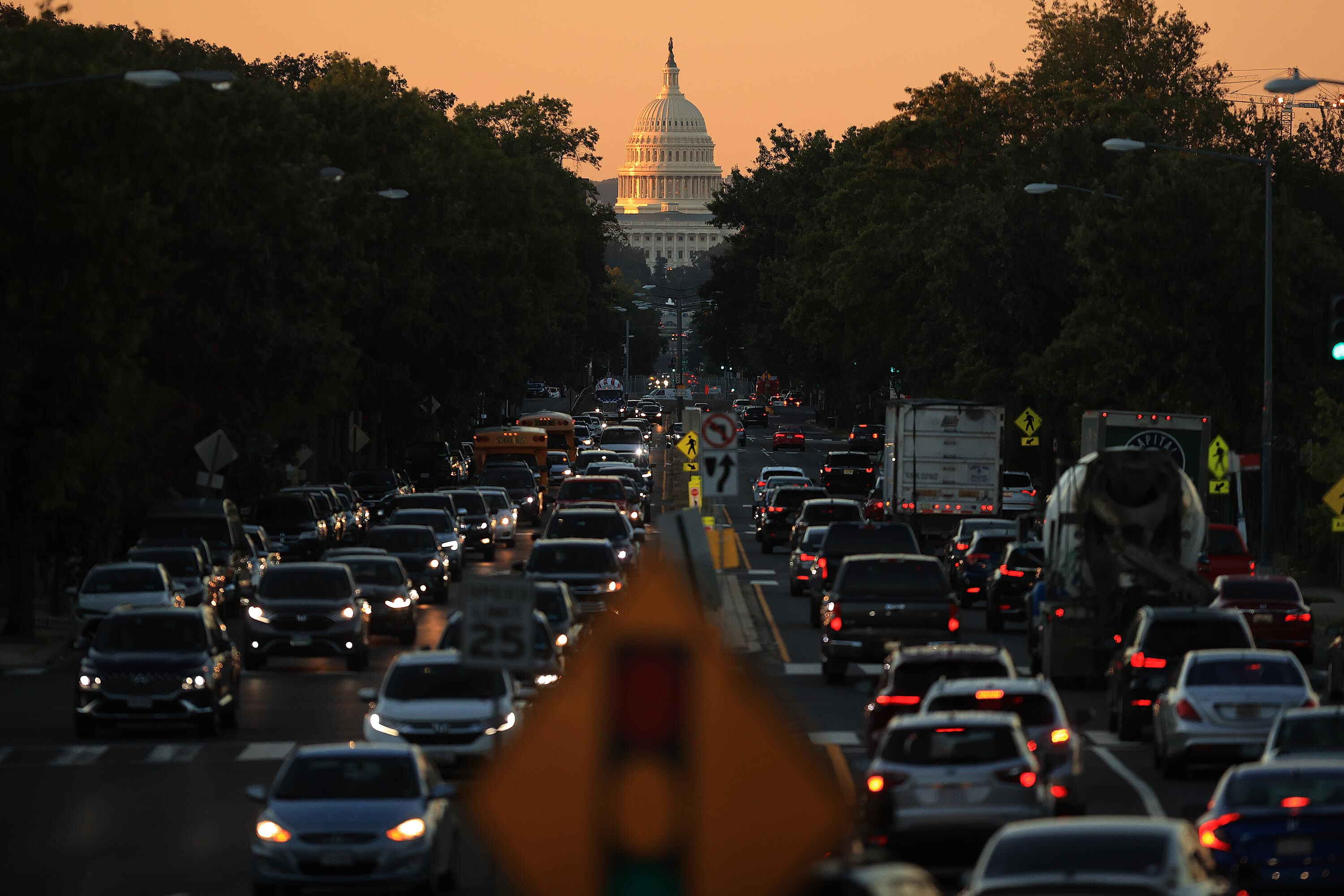 House passes 30-day extension for highway funding