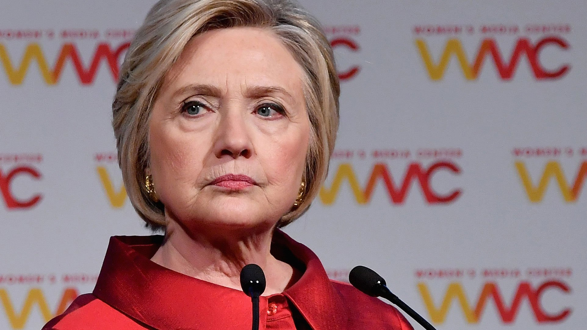 Hillary Clinton issues dire warnings about election integrity to Democratic 2020 hopefuls