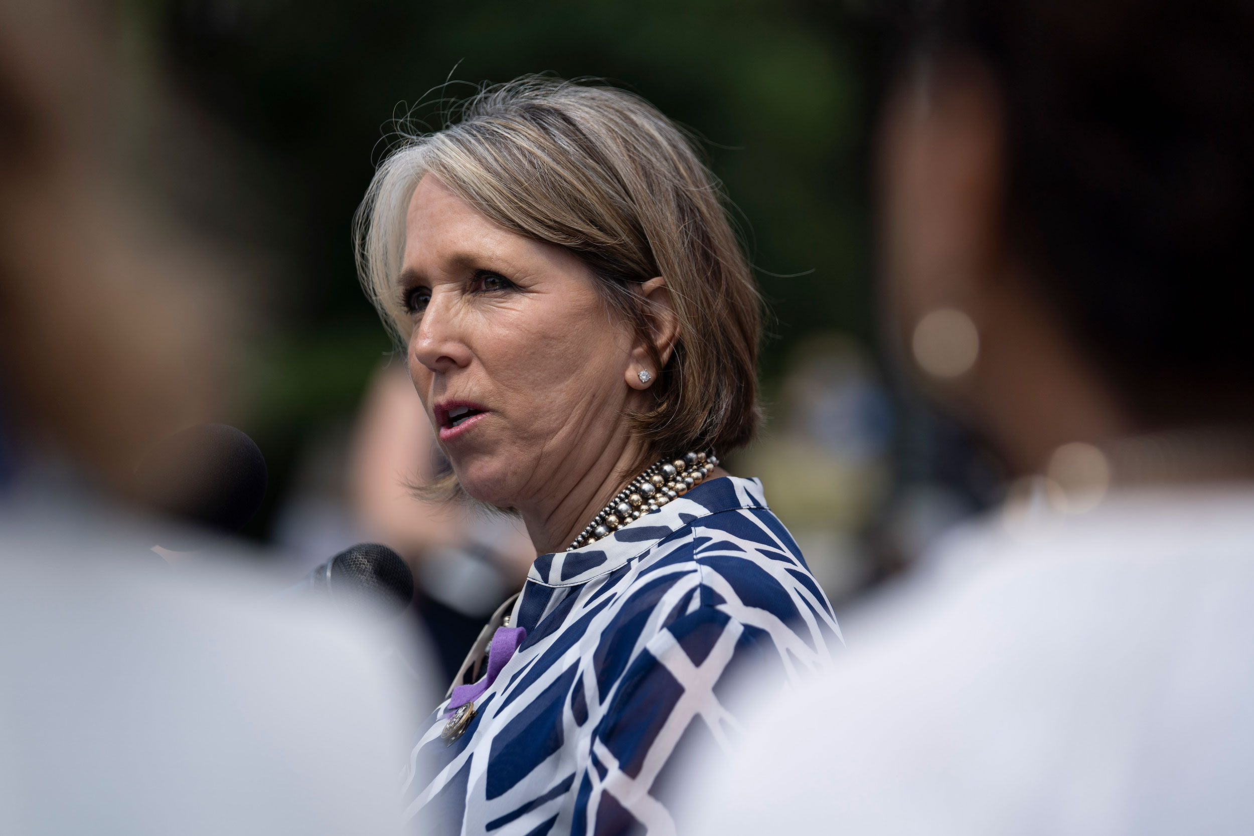 Hispanic caucus expresses frustration to Biden team with how Michelle Lujan Grisham has been treated