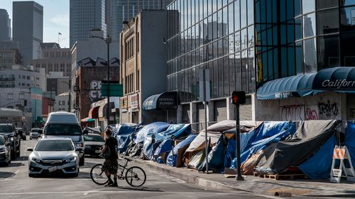 Image for Homeless relief is on the way, but the crisis could get worse as evictions loom
