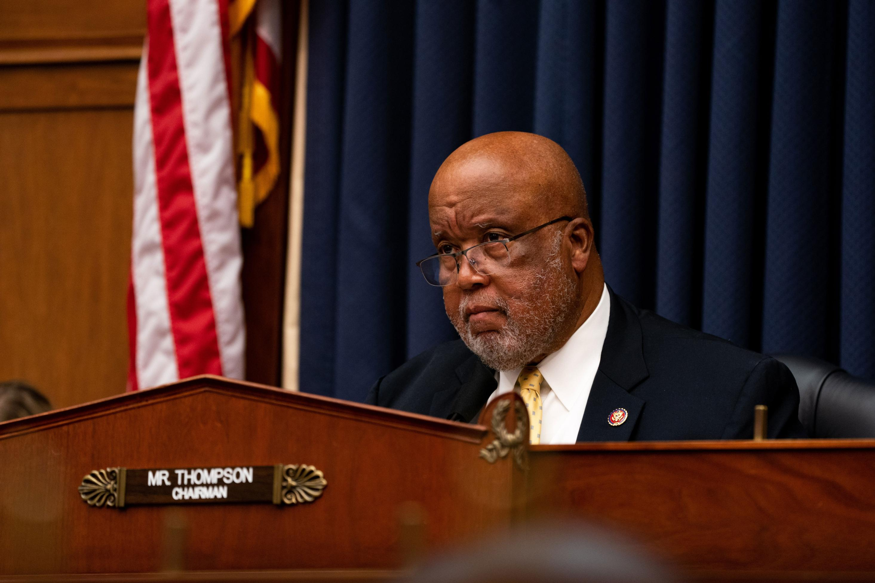House Homeland Security Committee chair tapped to strike deal on January 6 commission