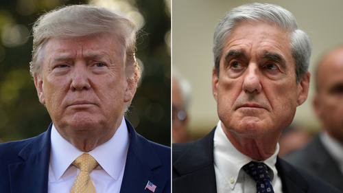 Image for Supreme Court blocks release of Mueller grand jury documents to House