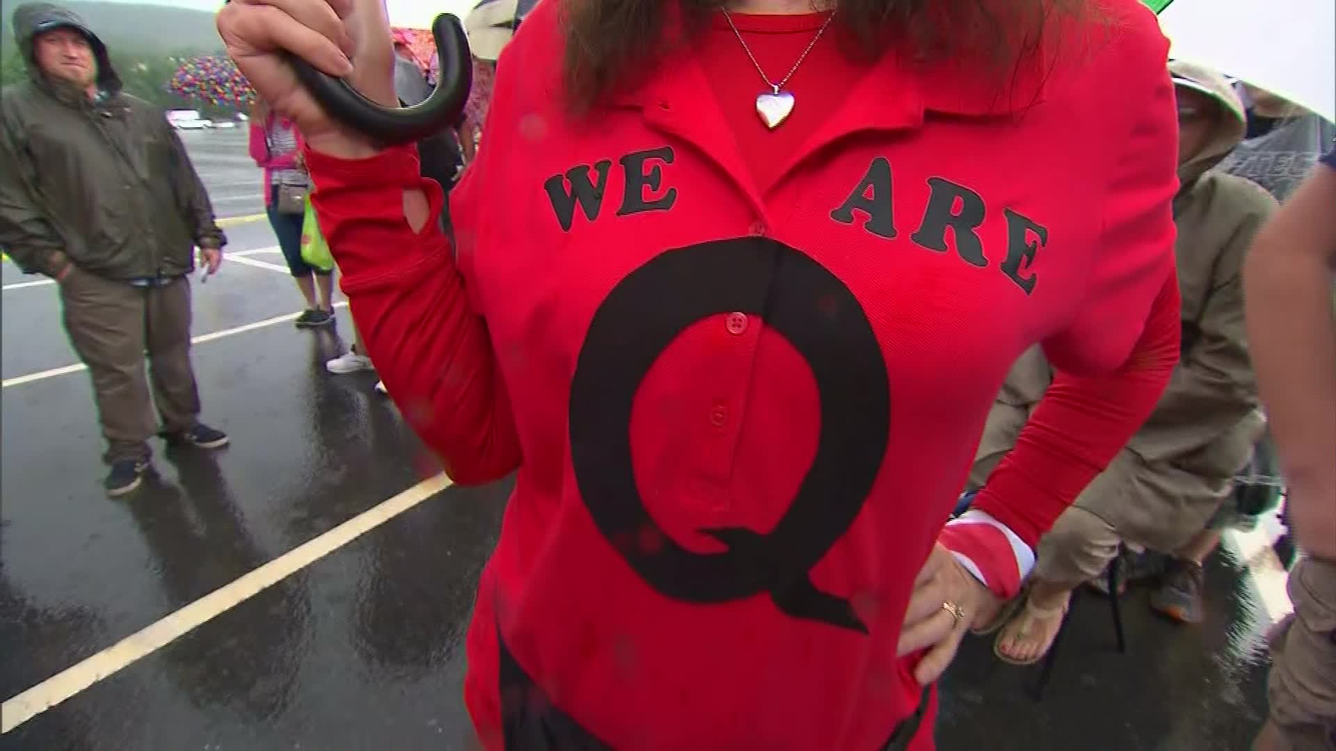 House lawmakers introduce bipartisan resolution to condemn 'dangerous' QAnon conspiracy theory