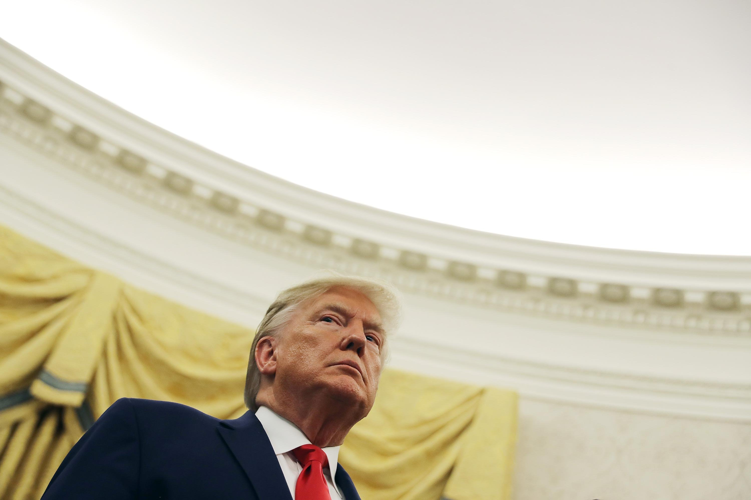 House Republicans lay out central defenses of Trump in memo ahead of public impeachment hearings