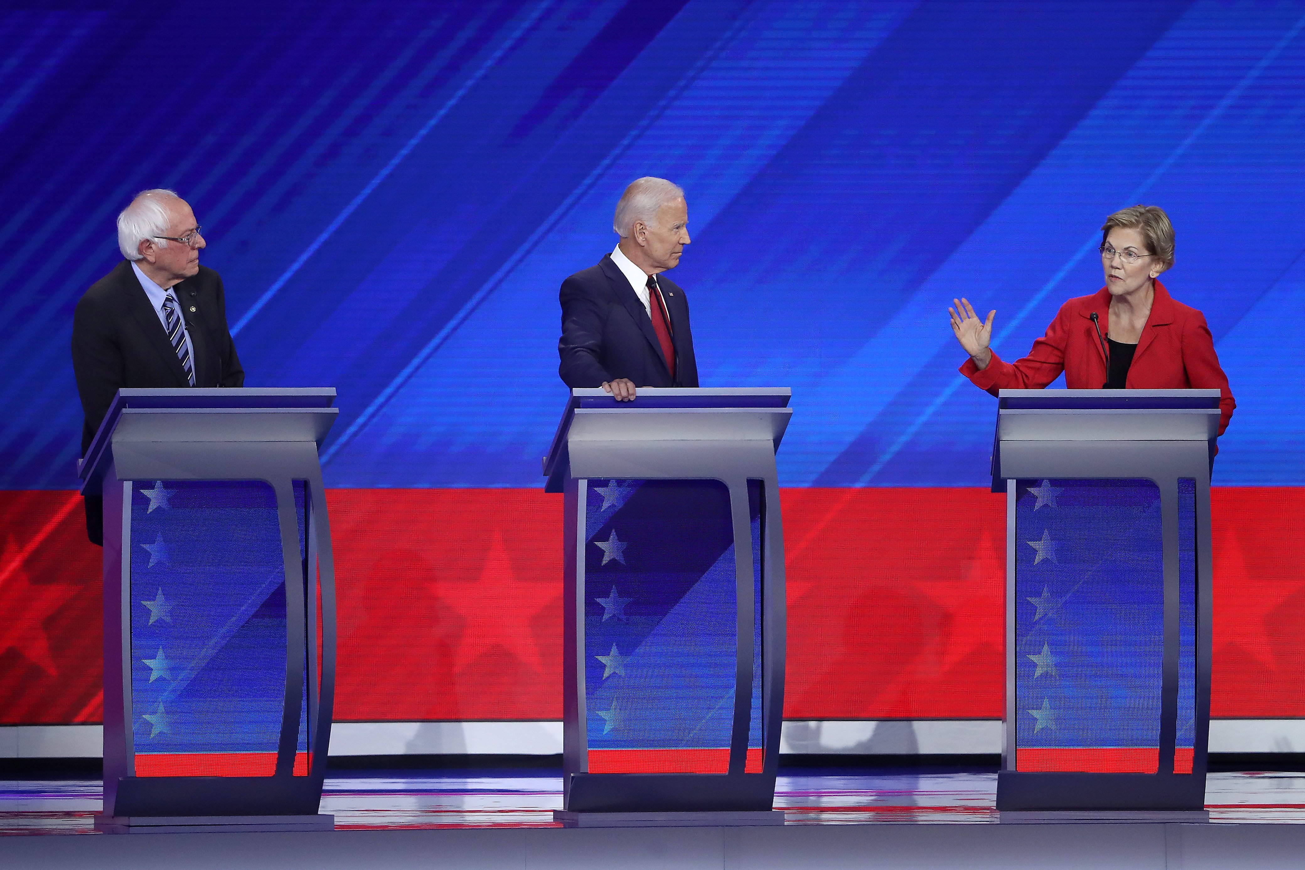 ABC debate notches 14 million viewers, a sign that interest in primaries is still strong
