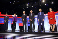 How to watch tonight's Democratic presidential debate