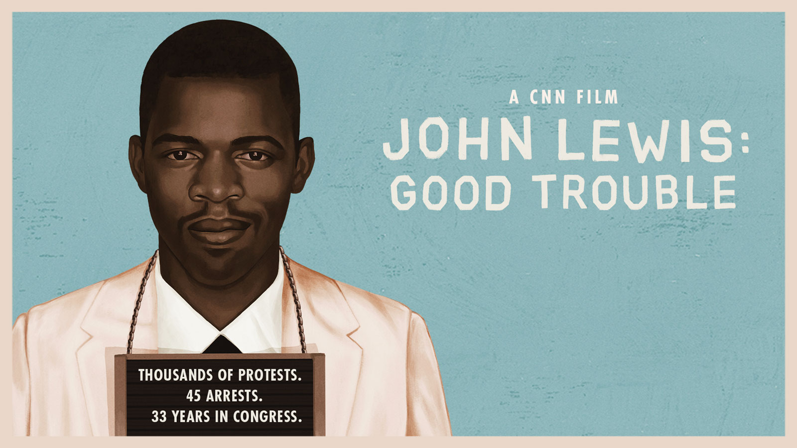 How to watch CNN Films' 'John Lewis: Good Trouble'