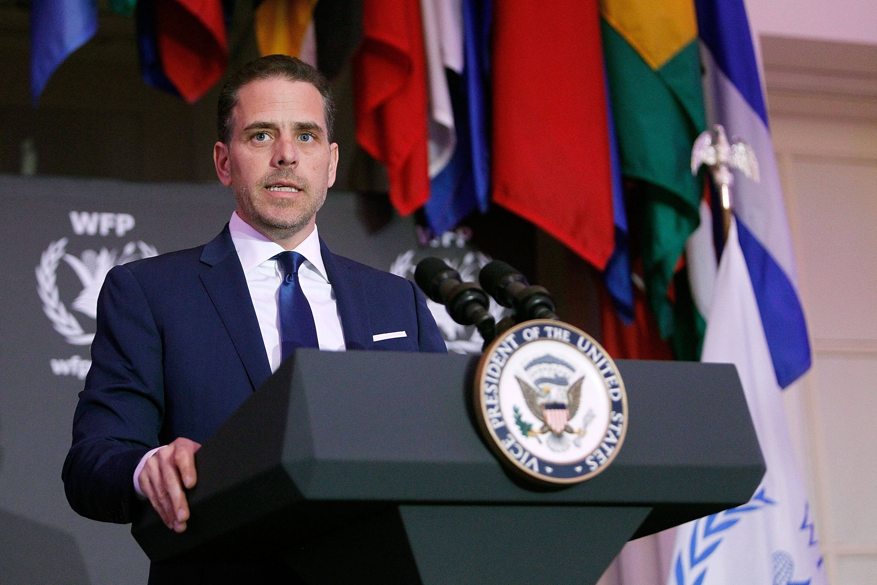 Hunter Biden sits down for TV interview amid Trump's attacks on his business dealings