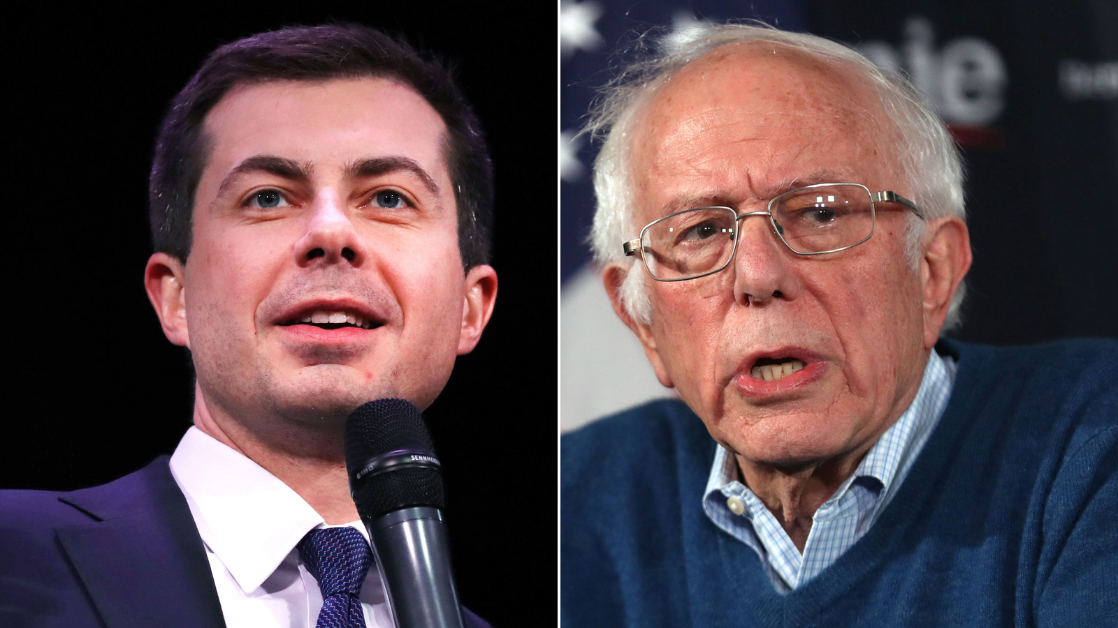 Buttigieg maintains narrow lead over Sanders in Iowa after recanvass