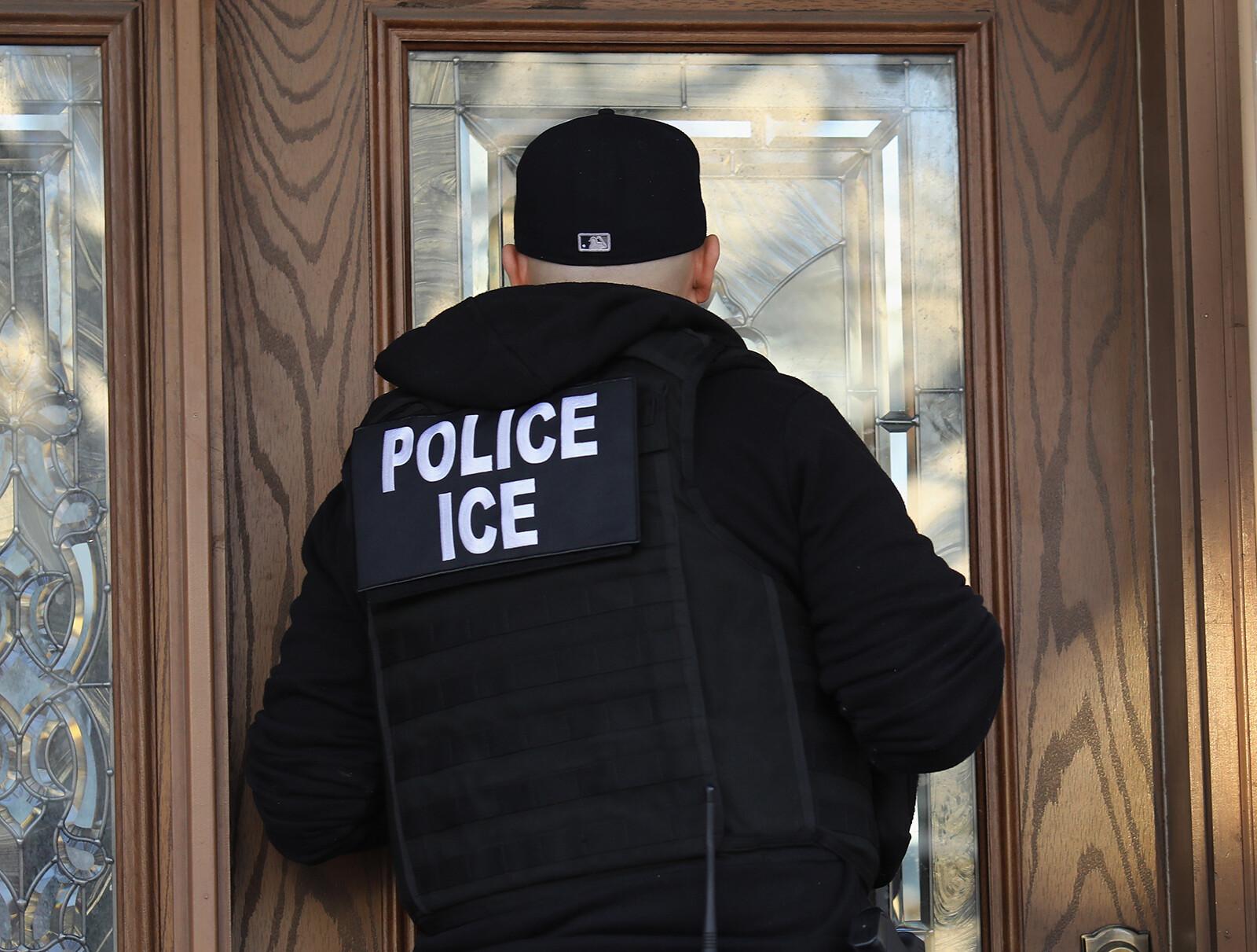Biden administration ends mass worksite immigration raids