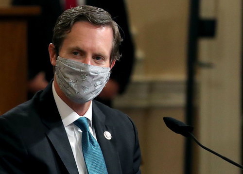 Image for Illinois Republican congressman tests positive for coronavirus