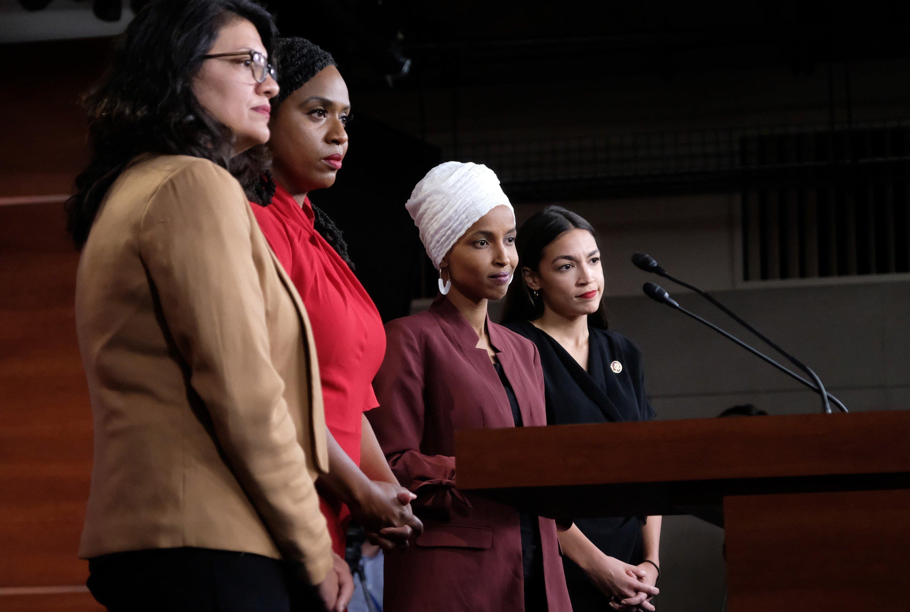 Illinois GOP group shares meme depicting minority Dem congresswomen as 'the jihad squad'