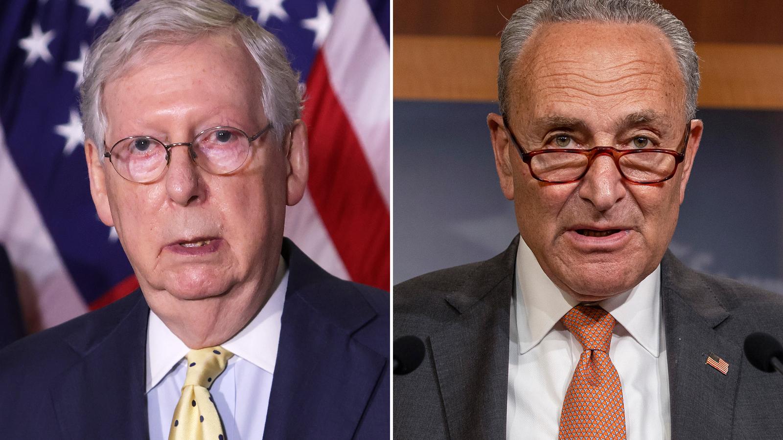 Senators to be sworn in for Trump impeachment trial