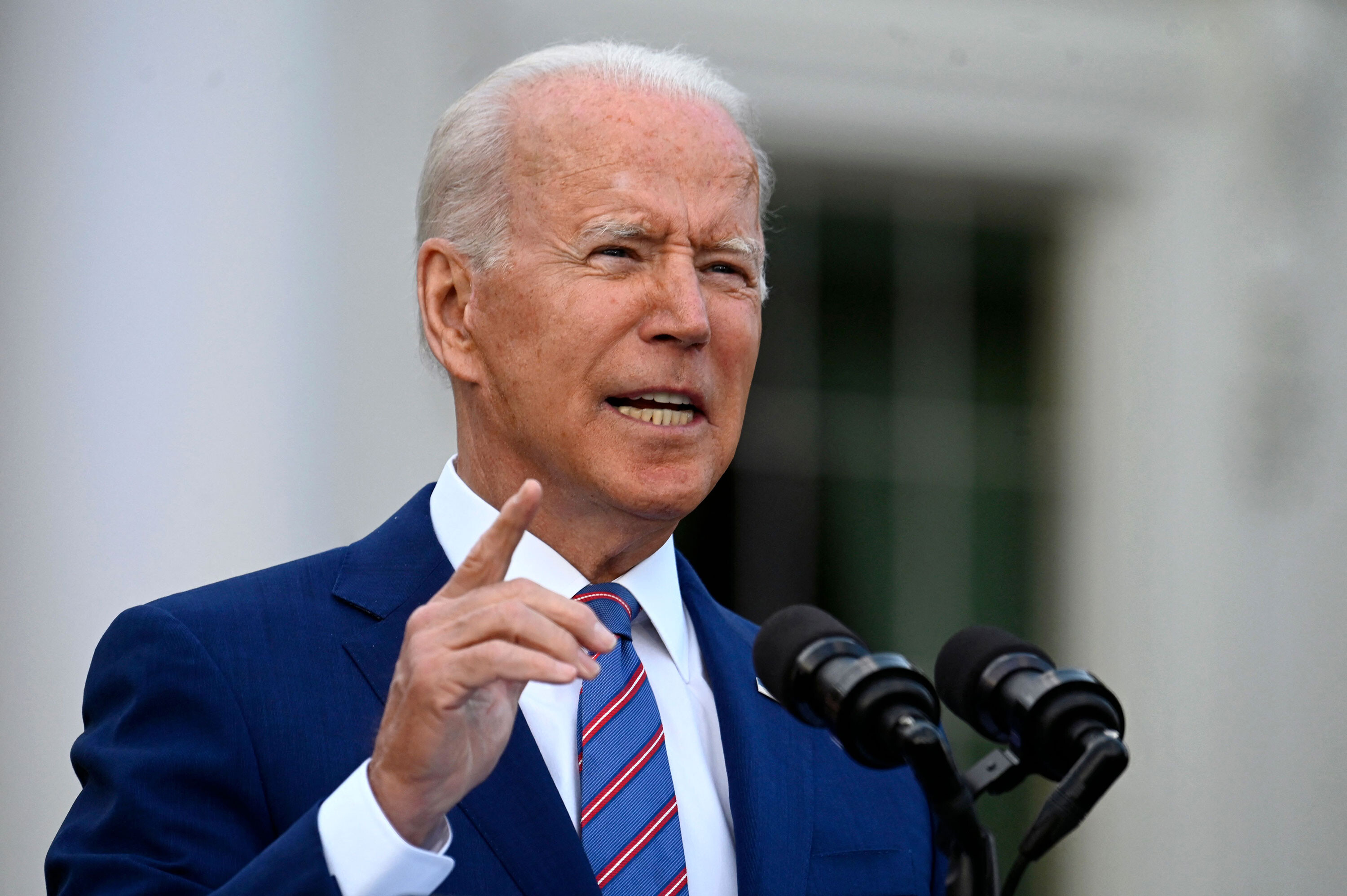 Biden pushes for 'generational investments in human infrastructure' in speech in Illinois