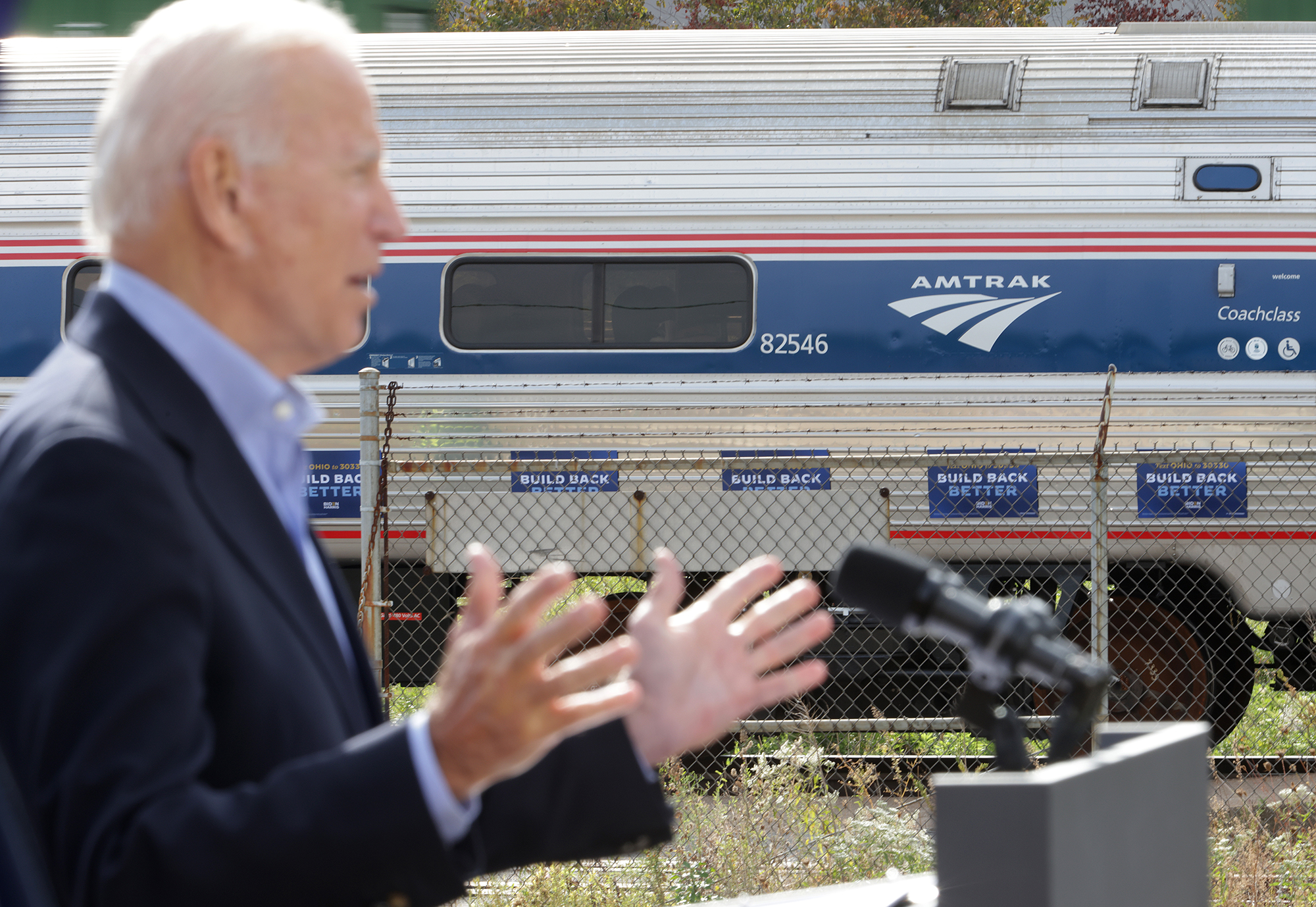 Bipartisan focus intensifies for crucial weeks ahead as path narrows on infrastructure