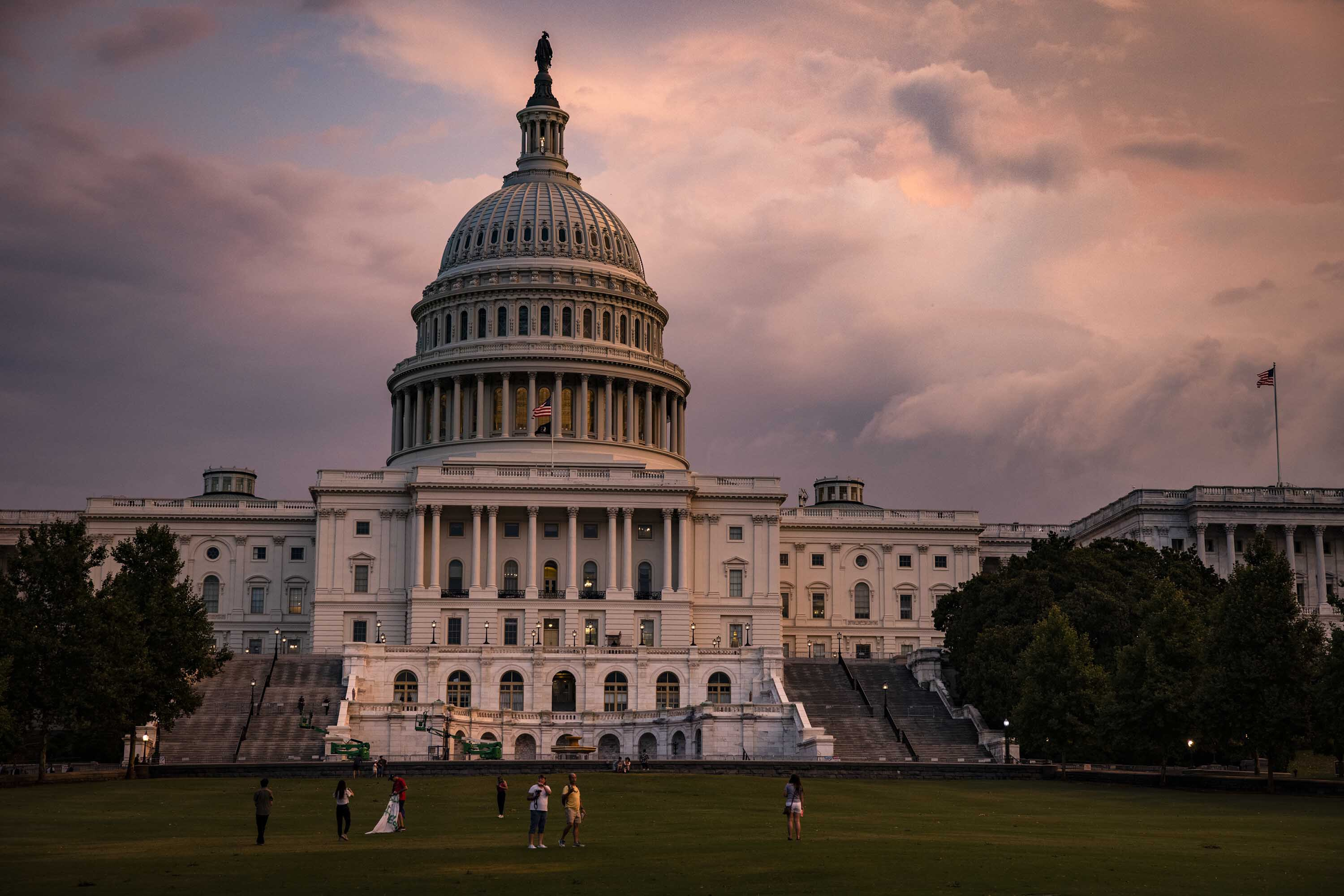 READ: Congressional Budget Office report on the bipartisan infrastructure plan and what it costs