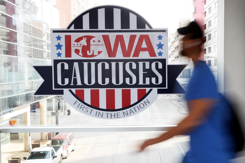 Iowa Democratic Party taps new chairman after caucus breakdown