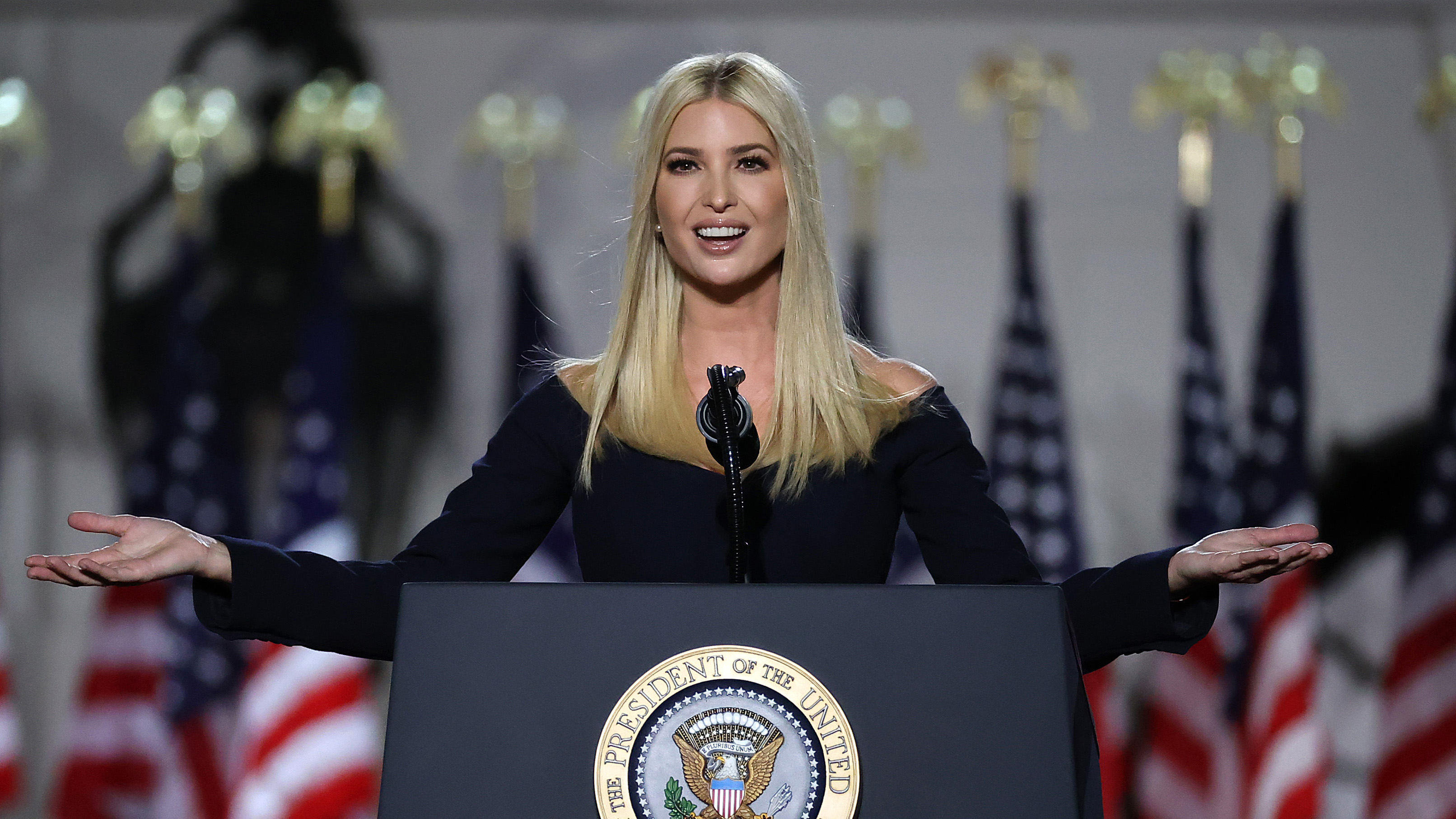 Ivanka Trump adds campaign surrogate to portfolio
