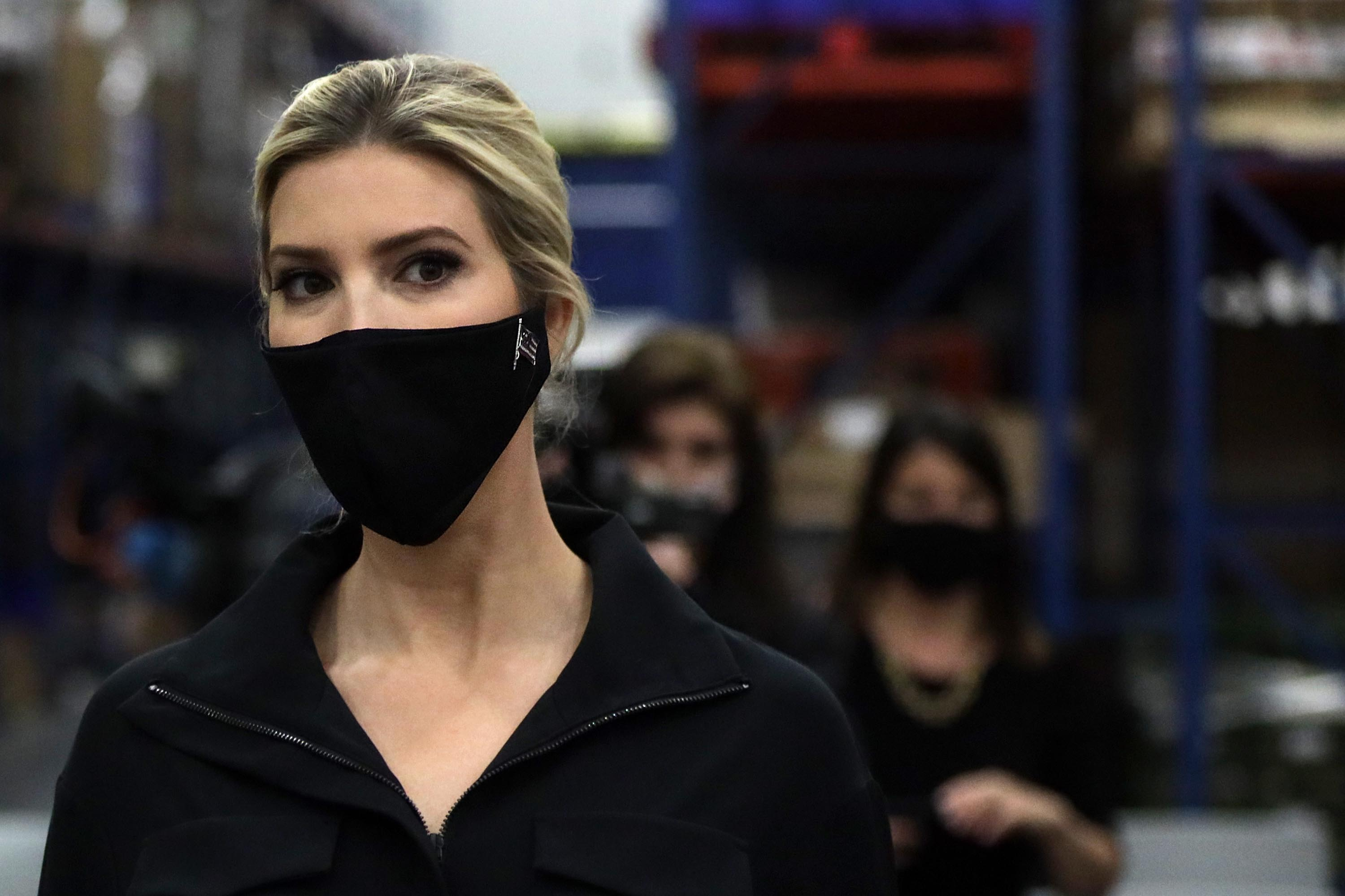 New Ivanka Trump initiative tells out-of-work Americans to 'find something new'