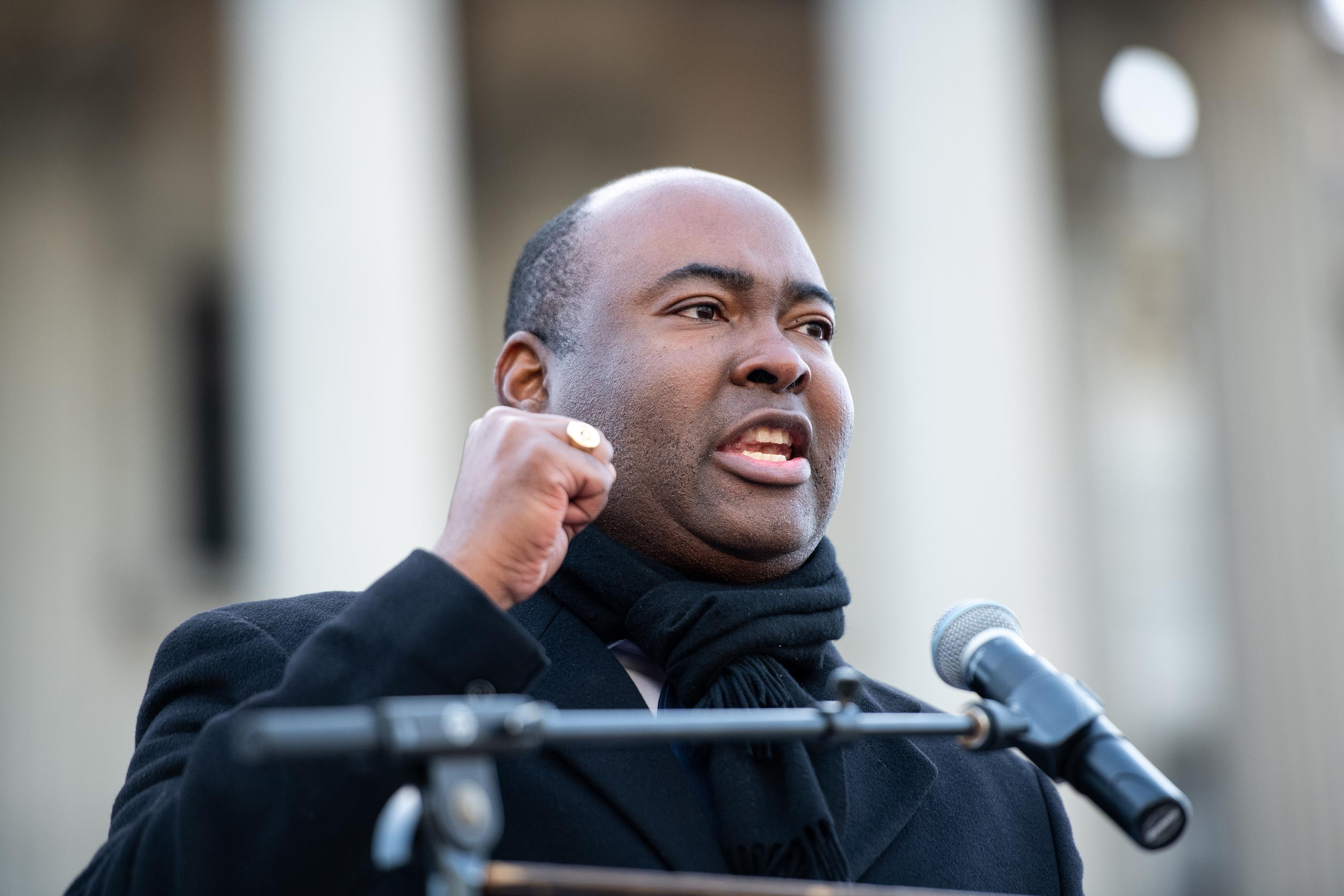 Jaime Harrison officially elected Democratic National Committee chair