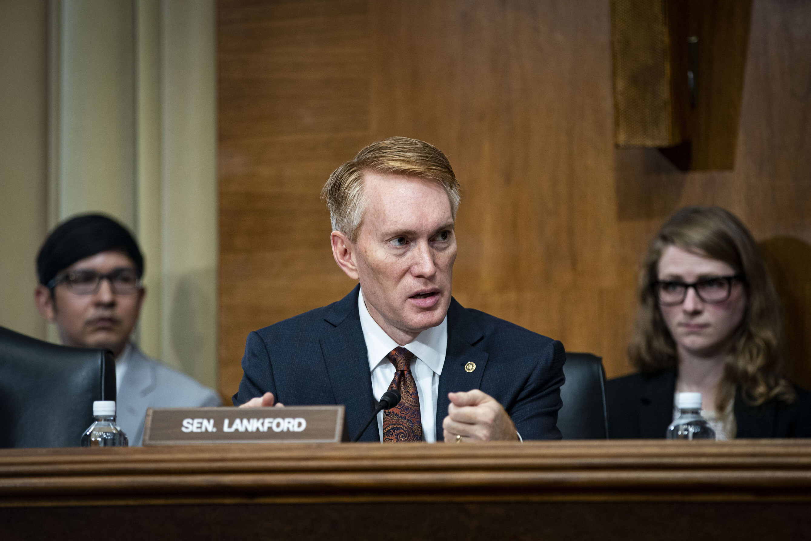 James Lankford's vote on January 6 sparks backlash in Trump country