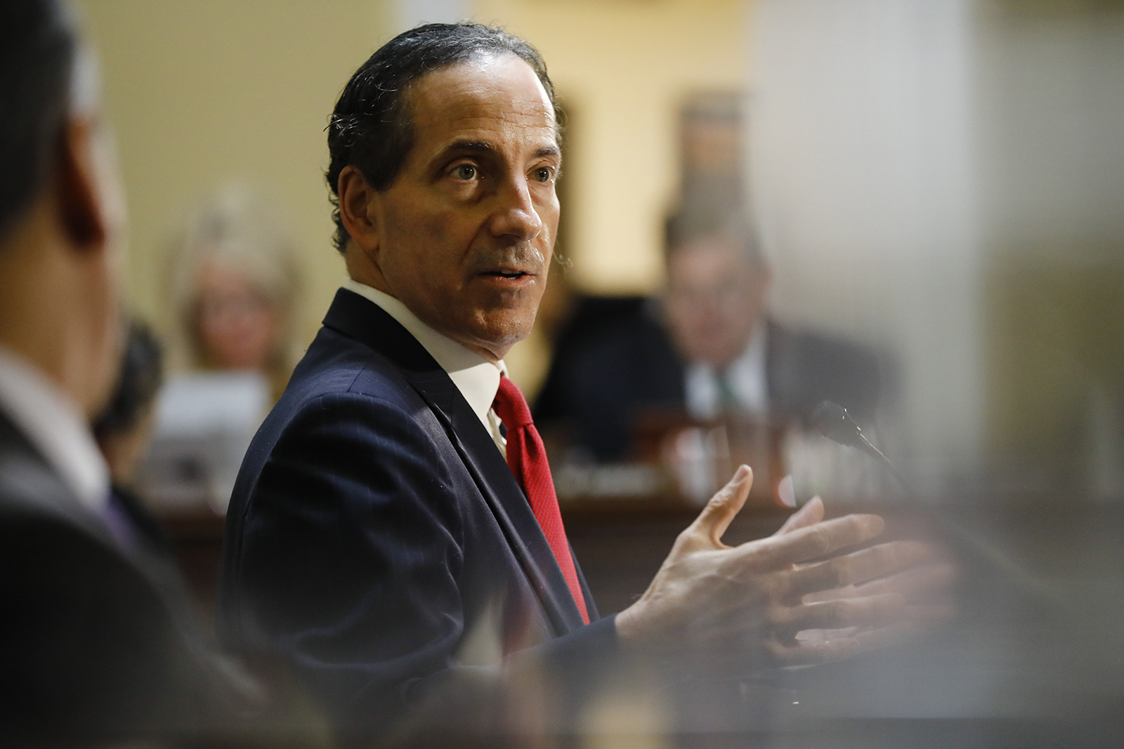 Raskin: I am not going to lose my son in 2020 and country in 2021