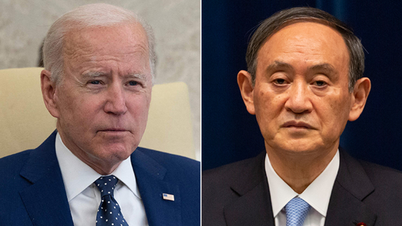 Biden to use meeting with Japan's prime minister to send 'clear signal' to China