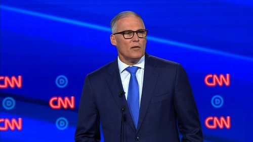Image for Washington Gov. Jay Inslee drops out of presidential race