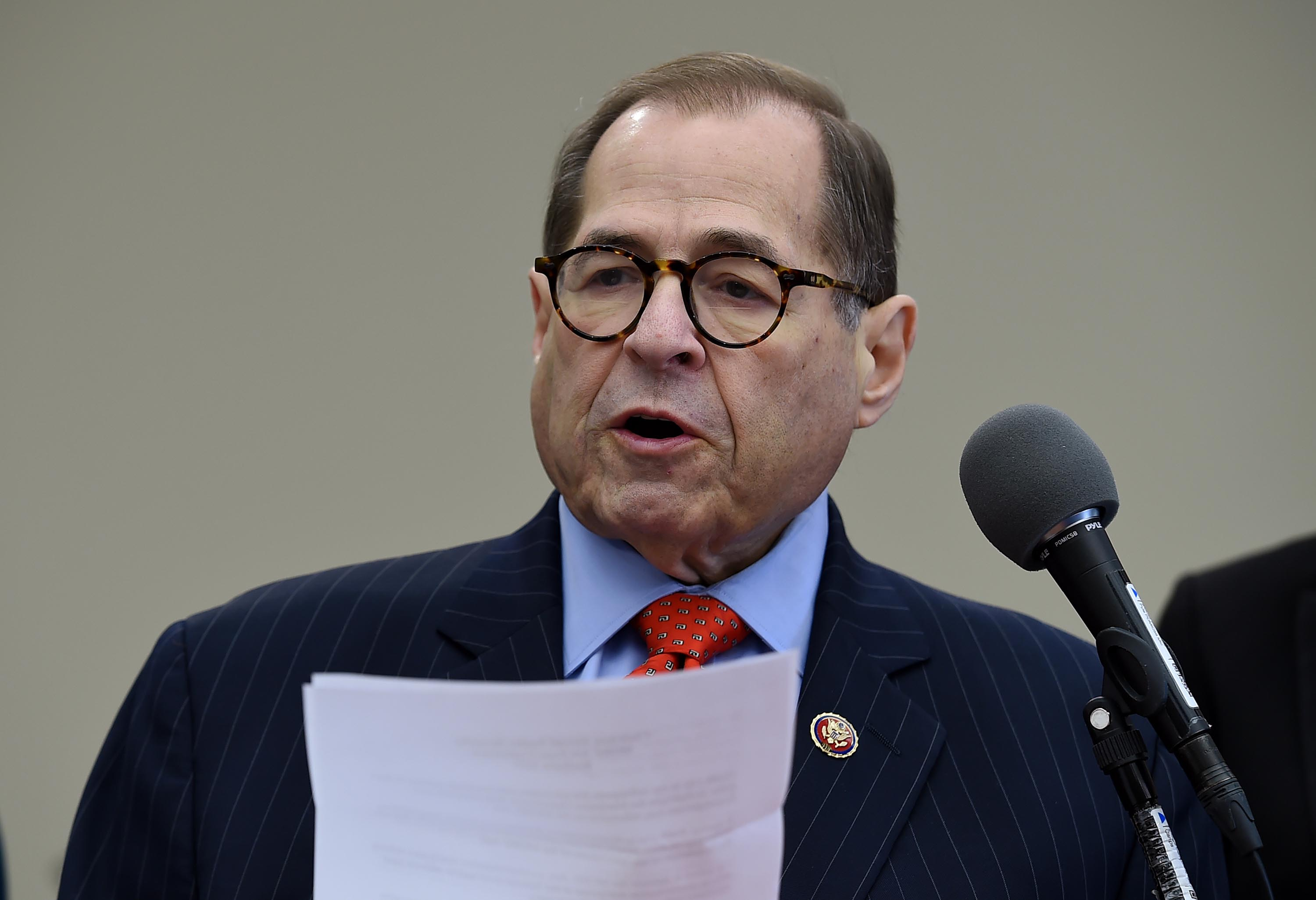 Nadler: Jury would convict Trump in impeachment in 'three minutes flat'