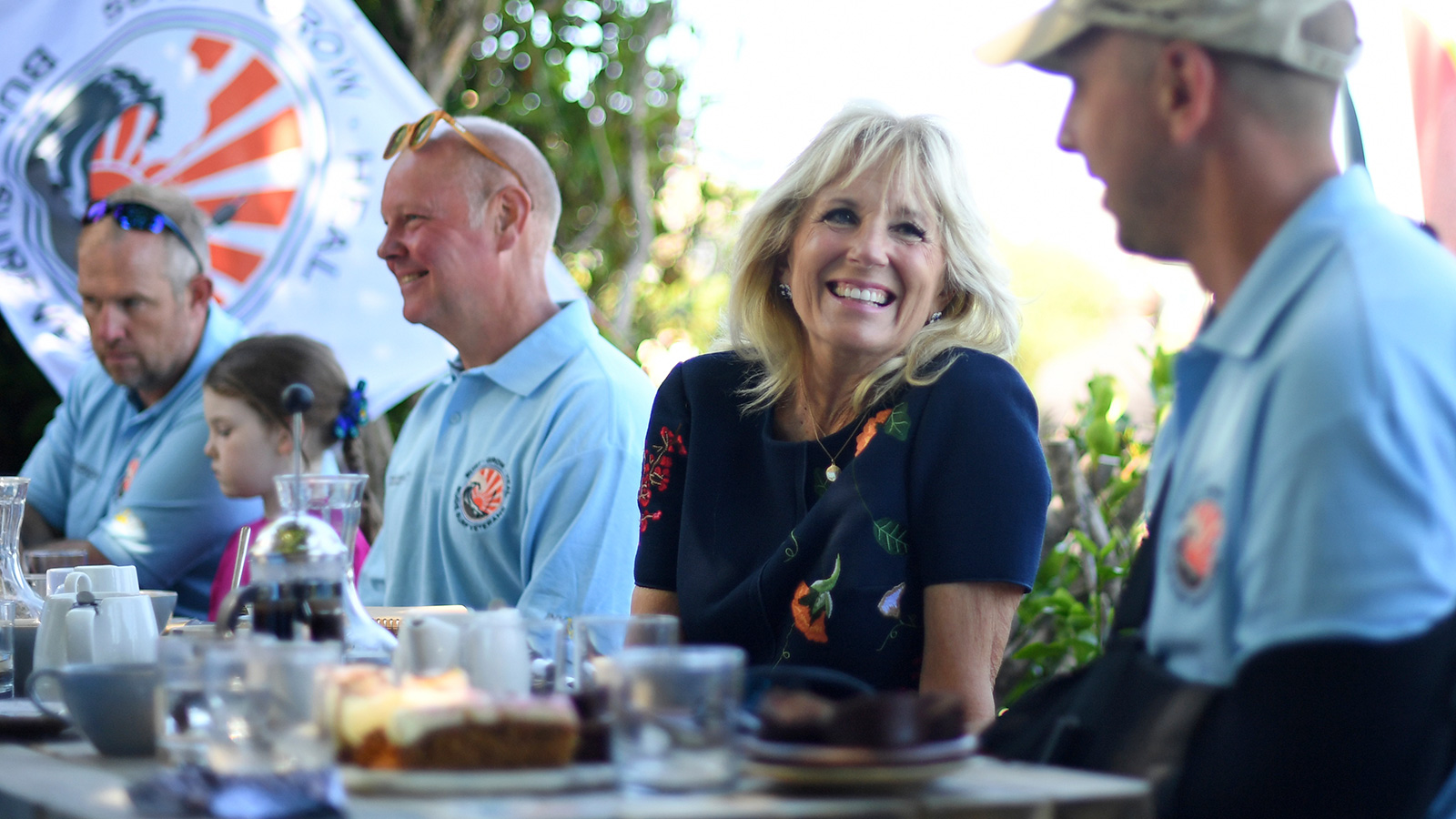 'I'm a partner on this journey': Jill Biden on how she sees her role as first lady during debut foreign trip