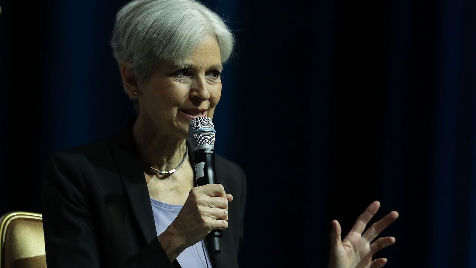'I am not a Russian spy': Jill Stein slams Clinton's accusations