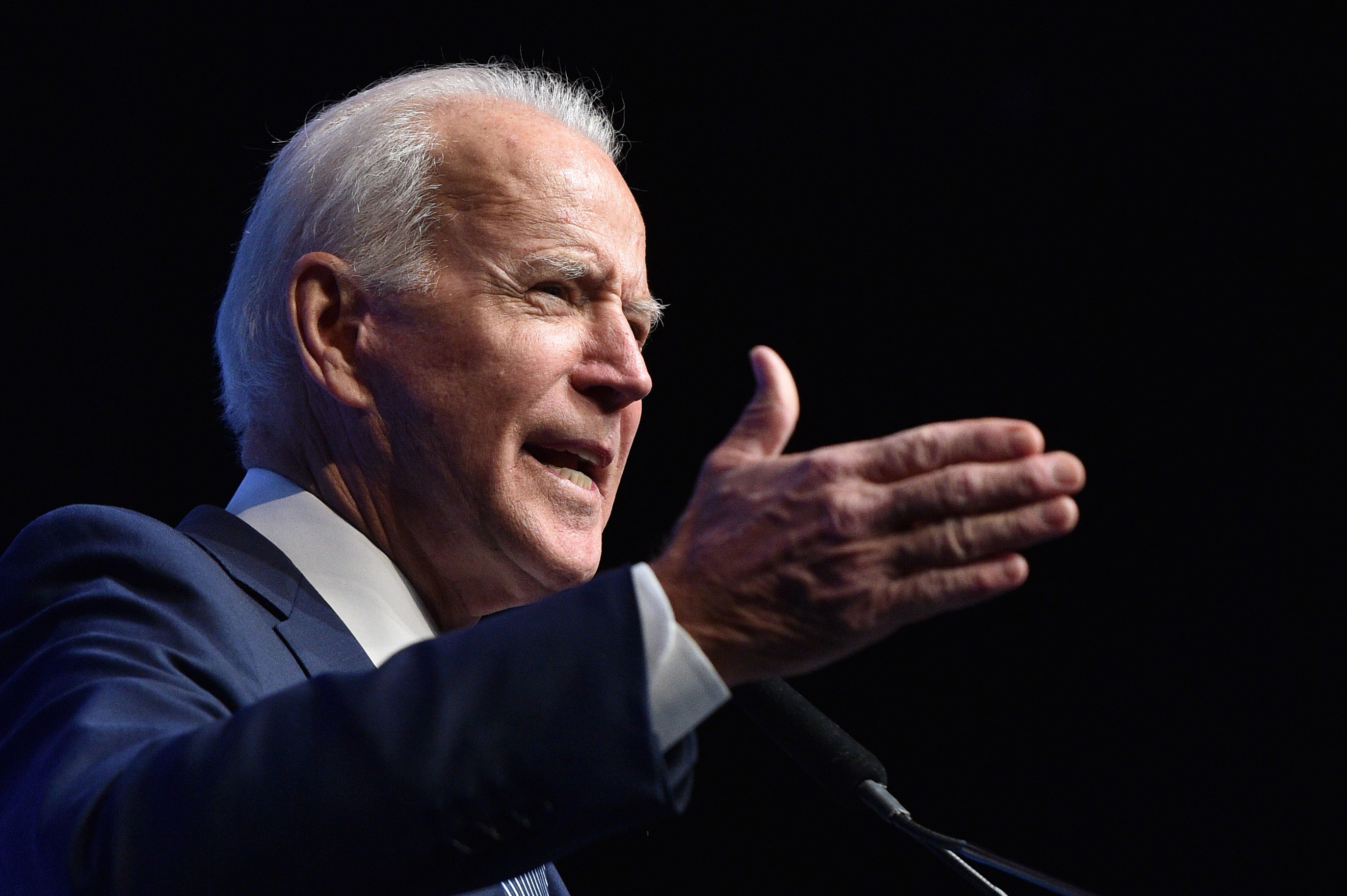 Why Joe Biden committing to one term would be a very big mistake
