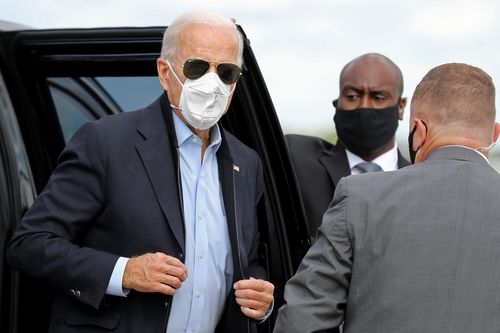 Image for Biden will get tested more frequently and continue in-person campaigning