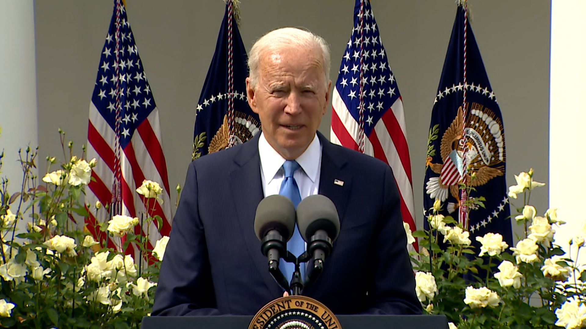 Biden touts new CDC mask guidance as 'a great day for America'