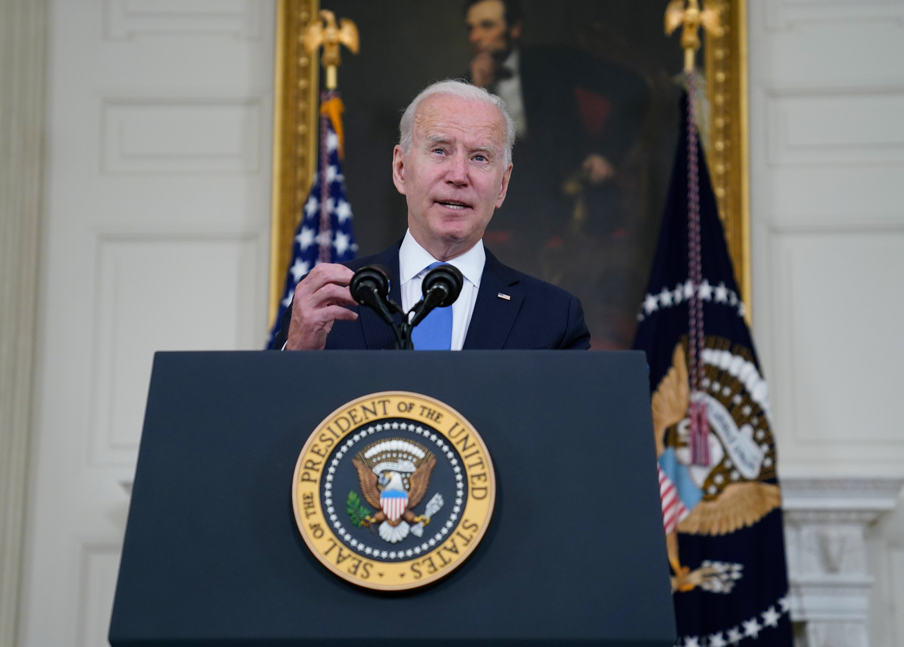 Biden defends proposed tax hikes as helping 'the standard of living of people I grew up with'