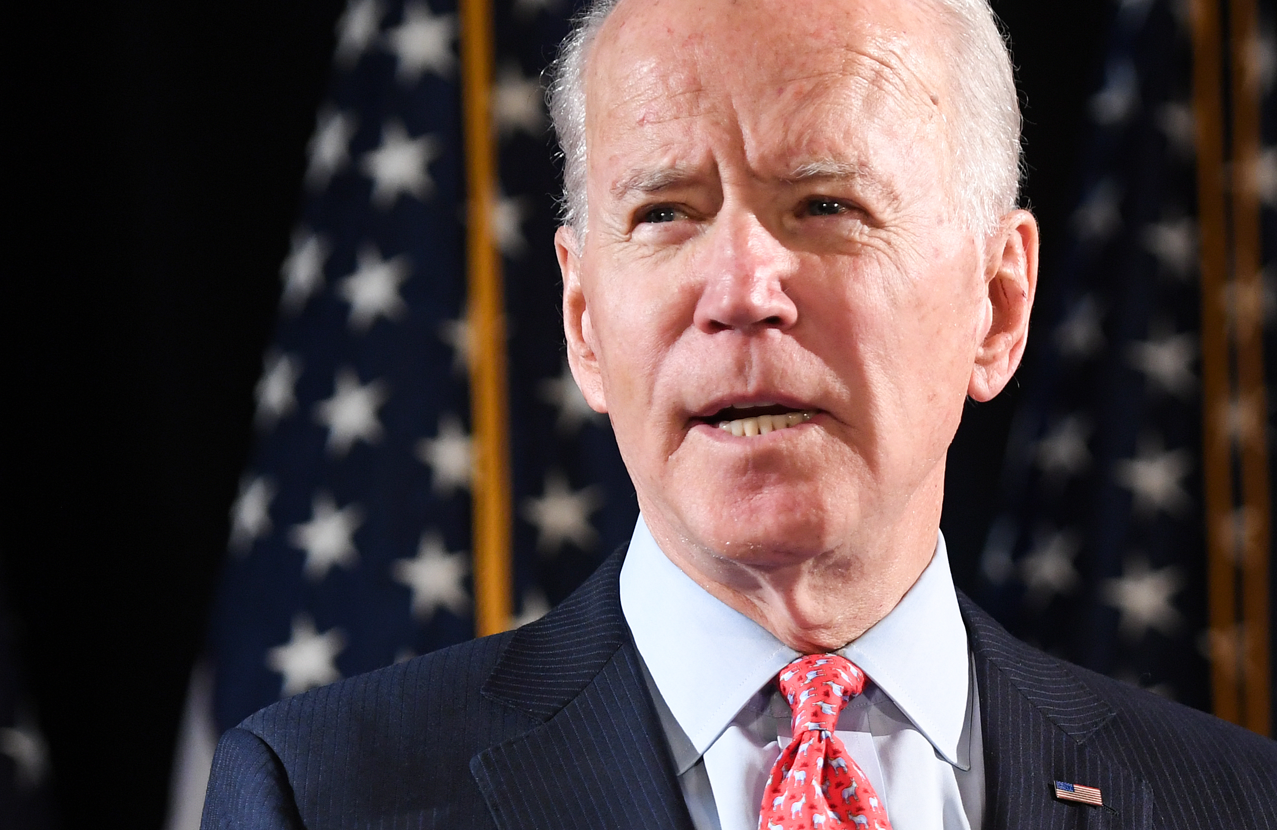 Joe Biden says Democrats 'should be thinking about' holding a virtual summer convention