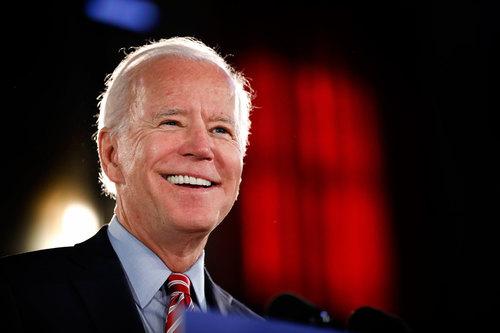 Image for Biden racks up Buttigieg, Klobuchar, O'Rourke endorsements on same night