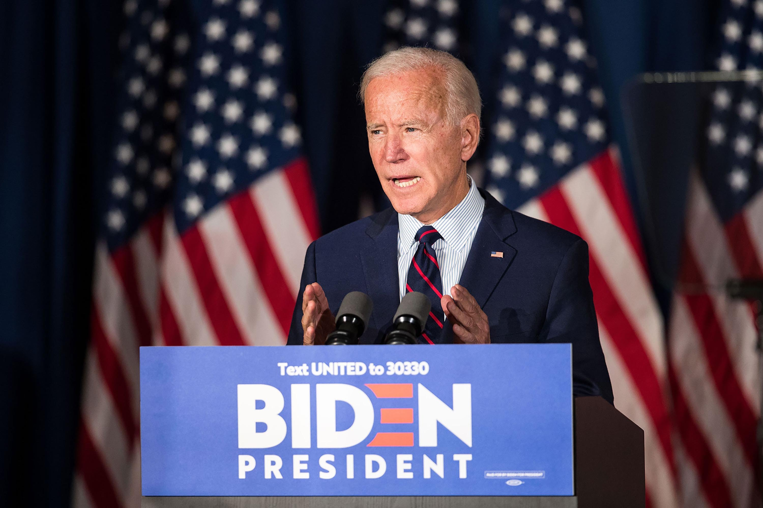 Biden allies intensify push for super PAC after lackluster fundraising quarter