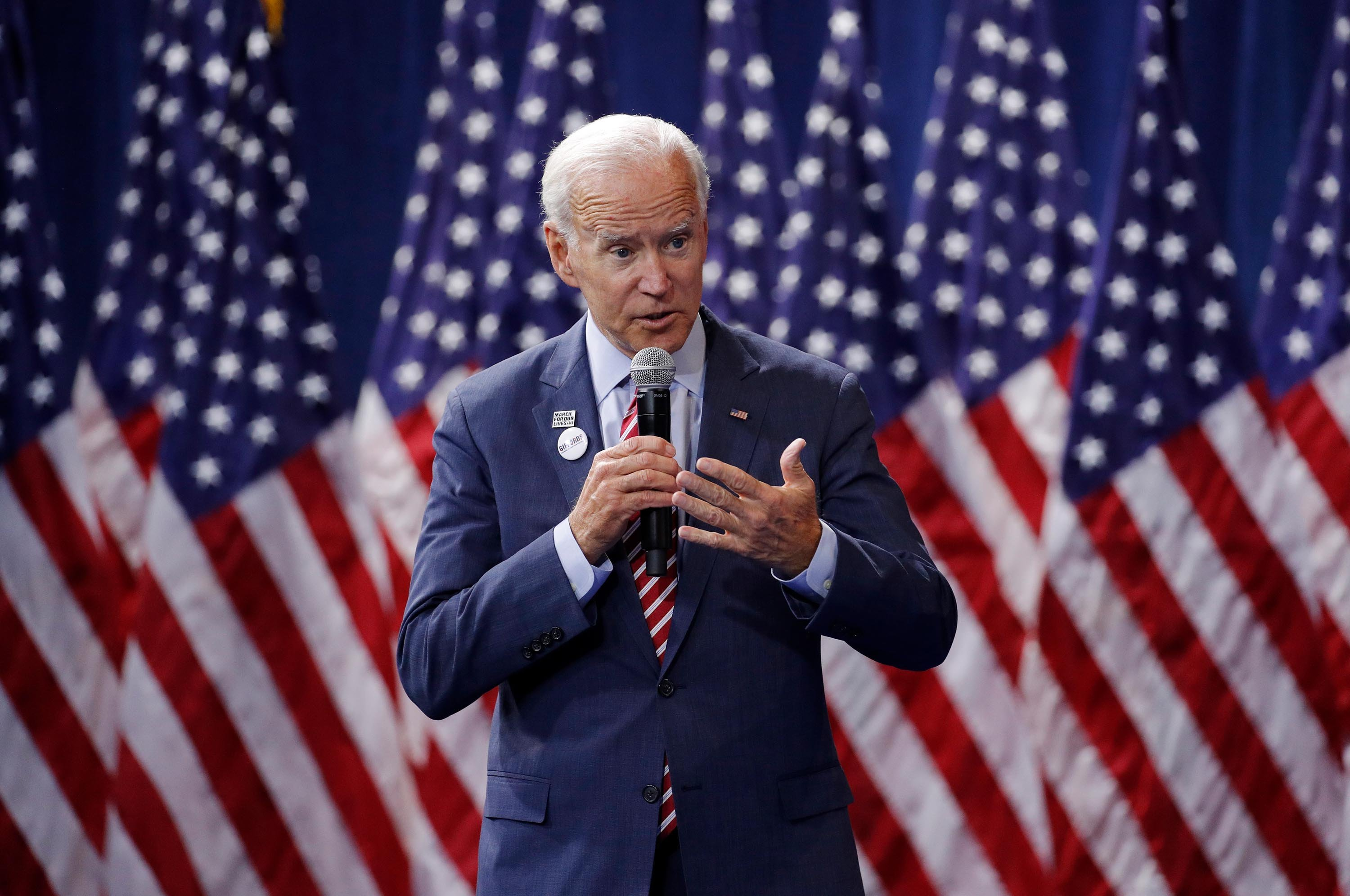 Joe Biden takes on Trump administration with plan to 'restore' government ethics