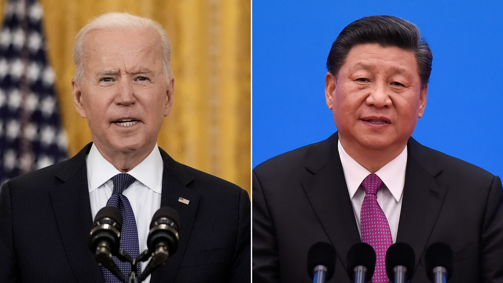 Biden aims for high-stakes meeting with Xi Jinping with Putin summit in the rearview