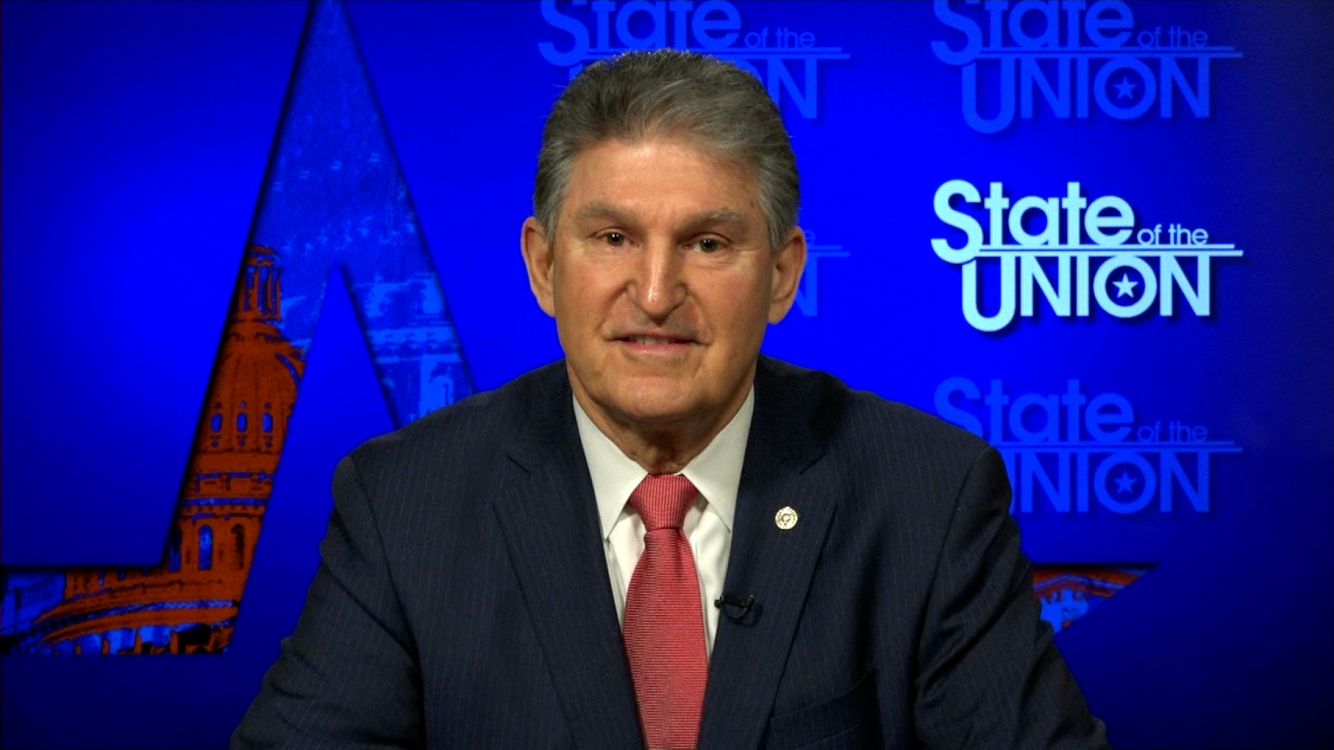 Manchin defends effort to stall Democrats' stimulus plan