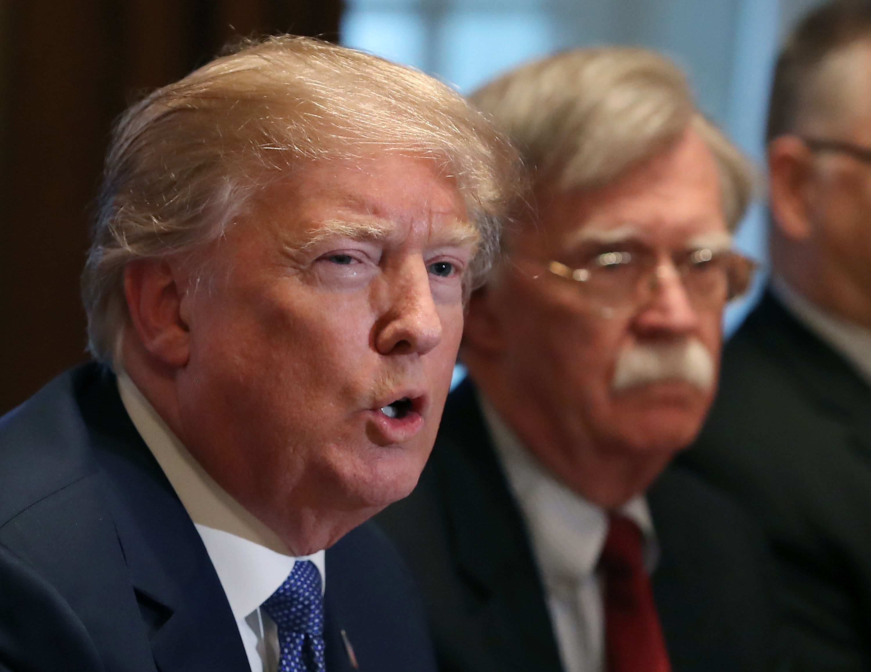 New York Times: Bolton wrote he was concerned Trump was granting favors to autocratic leaders