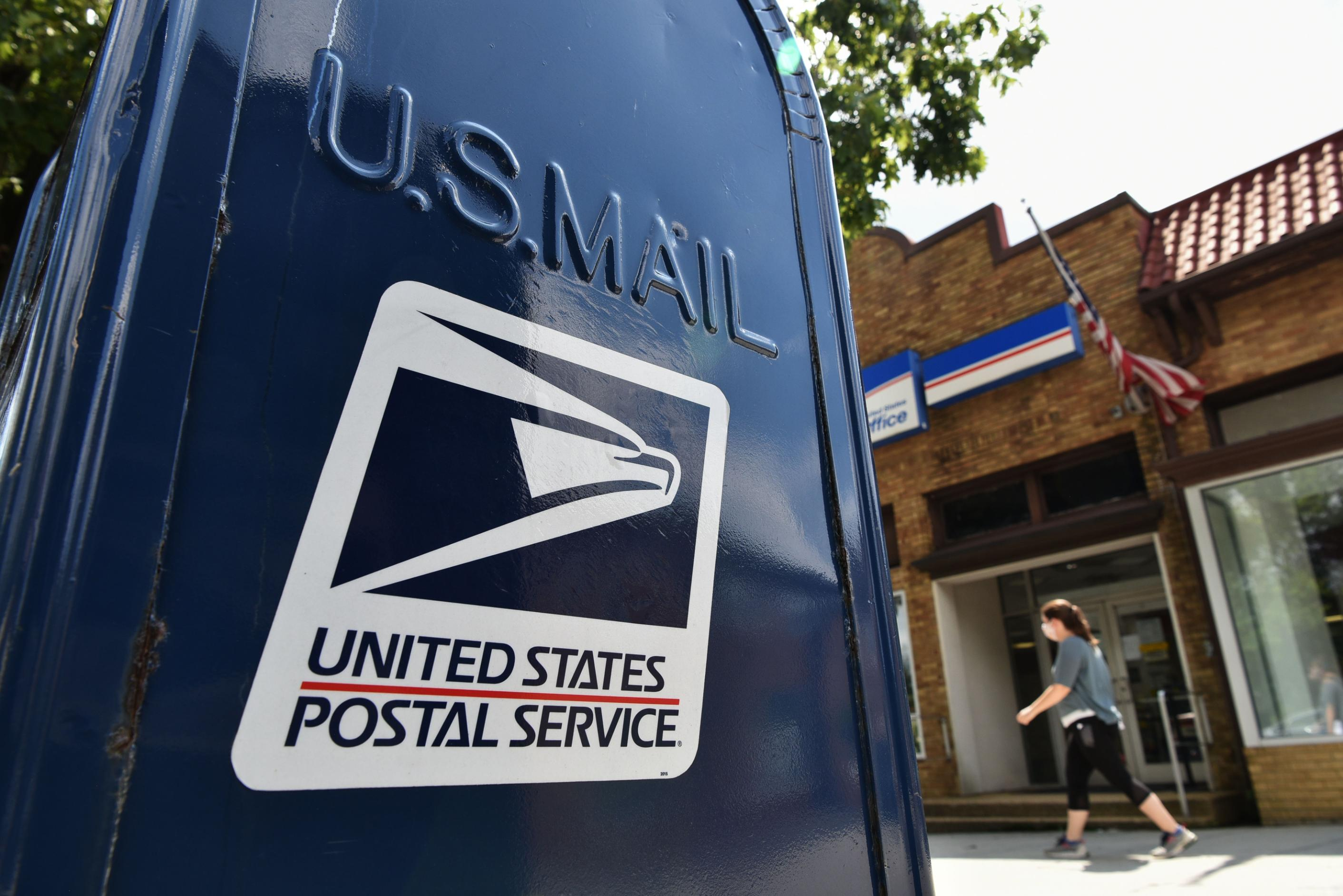 Another judge delivers blow to USPS, says changes put election mail 'at risk'