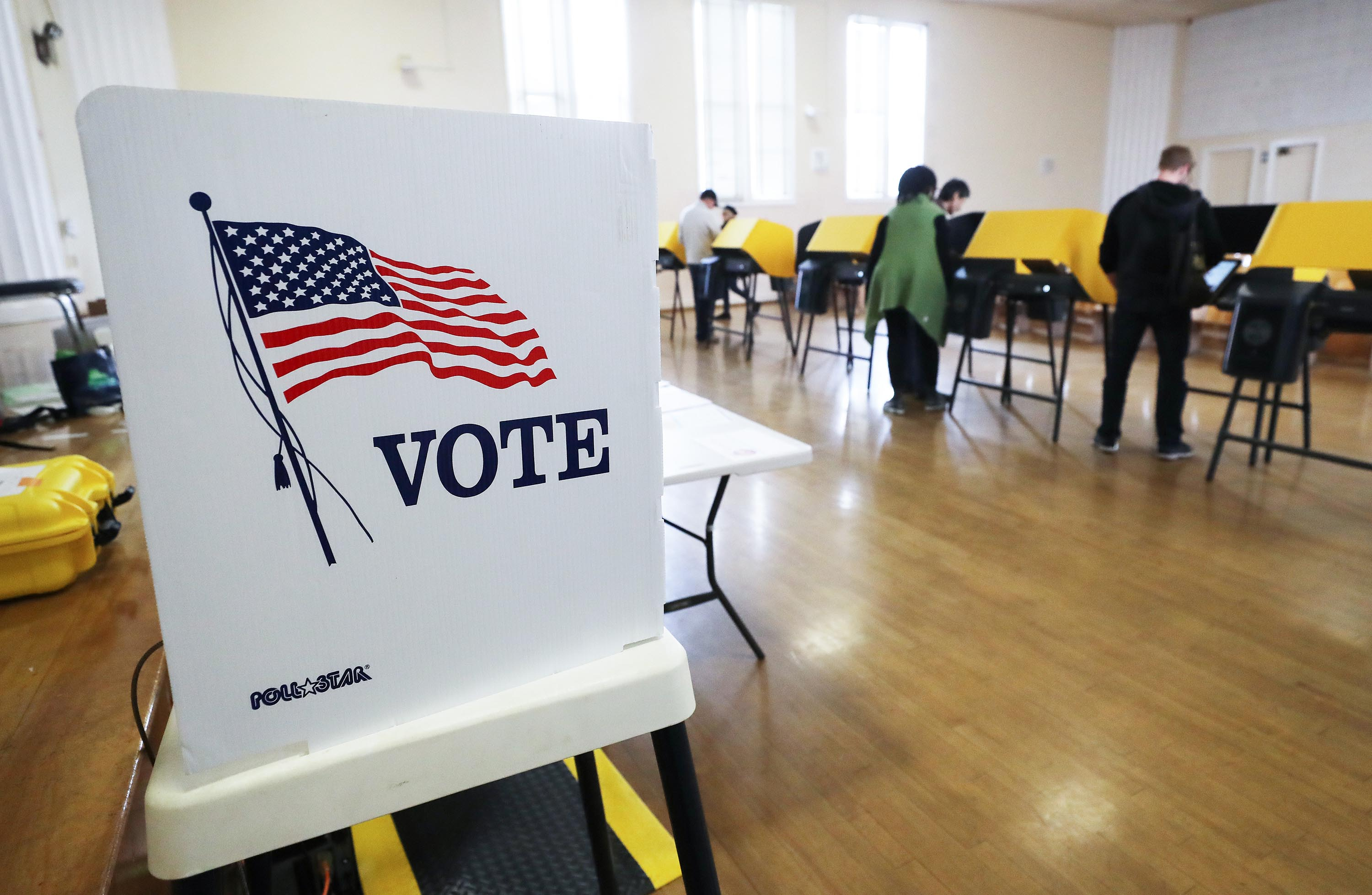 READ: Michigan judge's ruling striking down ban on open carry of guns at polling places on Election Day