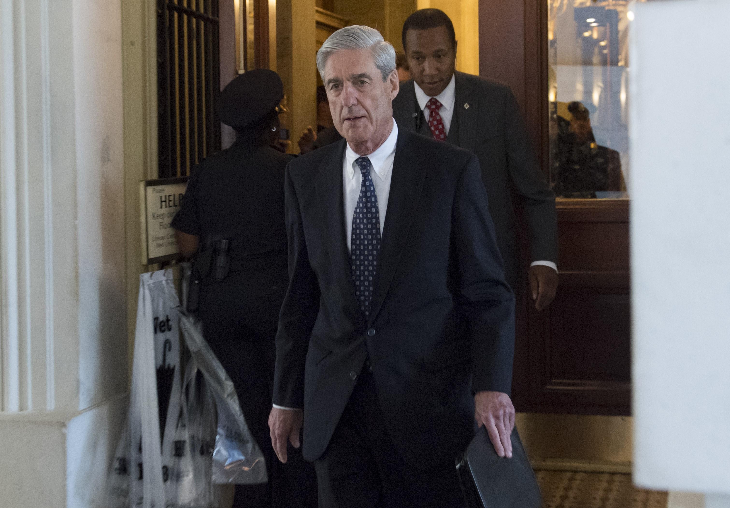 Justice Department releases more FBI memos from Mueller investigation