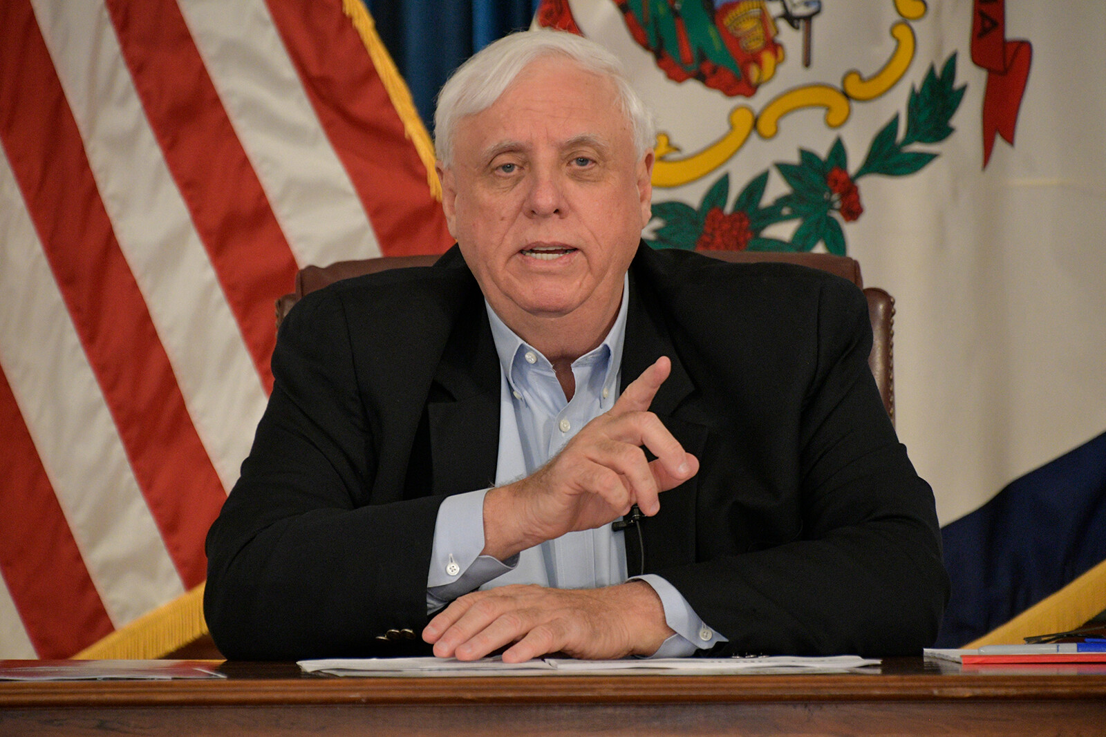 West Virginia GOP governor: 'If you're not vaccinated, you're part of the problem'