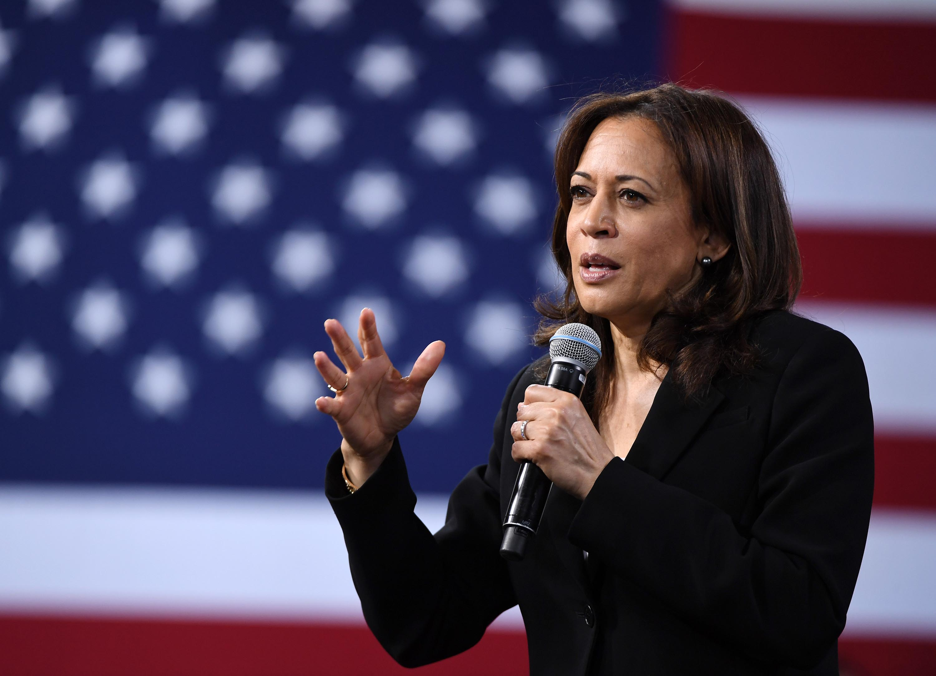 Kamala Harris' exit sparks frantic scramble among former rivals to win over her supporters