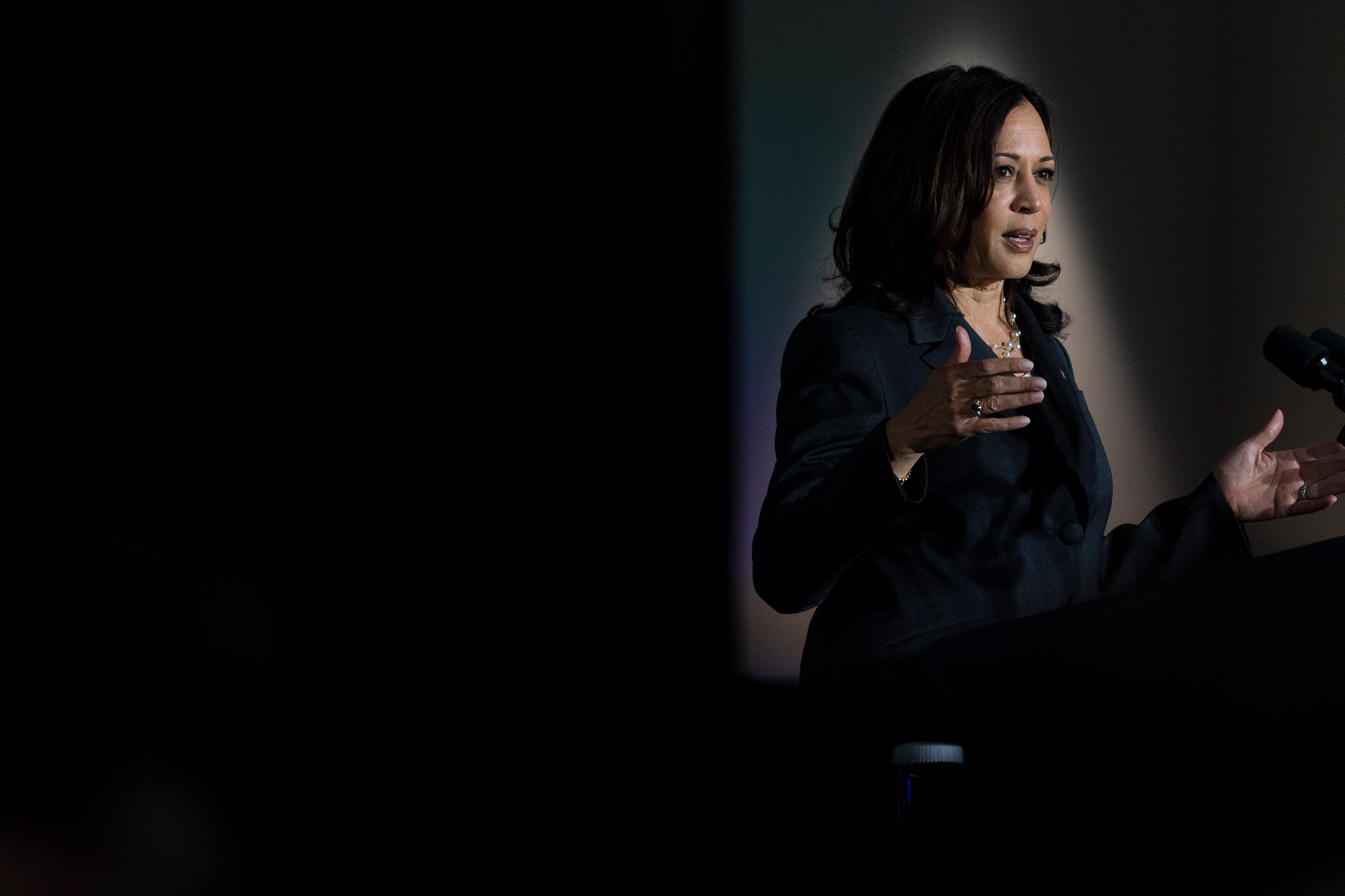 Kamala Harris to make first trip to the border as vice president this week