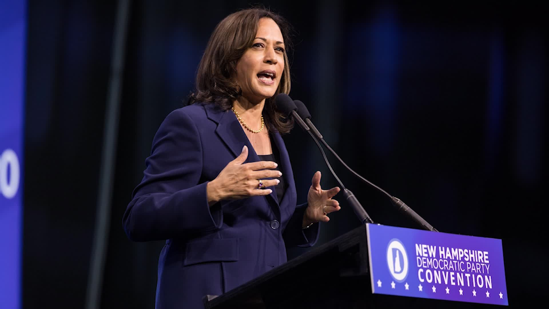 Kamala Harris has a list of reasons for impeachment proceedings as Trump-Ukraine drama unfolds